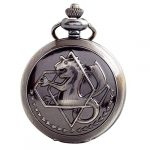 Fullmetal Alchemist Pocket Watch with Chain Box for Cosplay Accessories Anime Merch 24