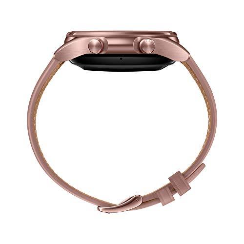 Samsung Galaxy Watch3 Stainless Steel 41 mm Bluetooth Smart Watch Mystic Bronze (UK Version) 4