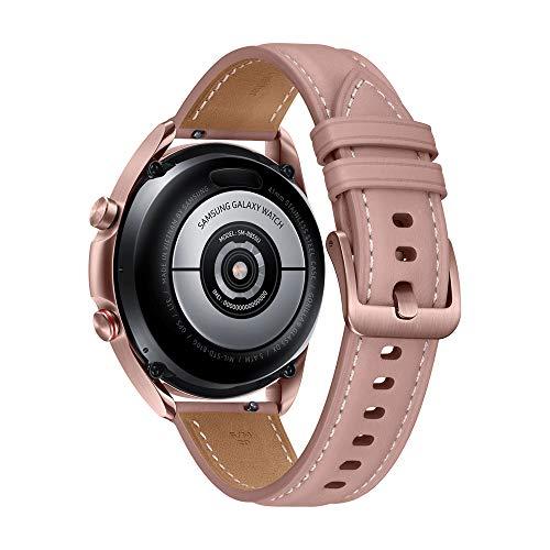 Samsung Galaxy Watch3 Stainless Steel 41 mm Bluetooth Smart Watch Mystic Bronze (UK Version) 5