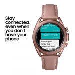 Samsung Galaxy Watch3 Stainless Steel 41 mm Bluetooth Smart Watch Mystic Bronze (UK Version) 19