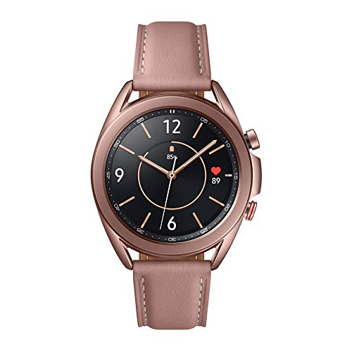 Samsung Galaxy Watch3 Stainless Steel 41 mm Bluetooth Smart Watch Mystic Bronze (UK Version) 1