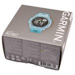 Garmin Fenix 6 Pro Solar Edition Whitestone Rubber Strap Watch 010-02410-19 24