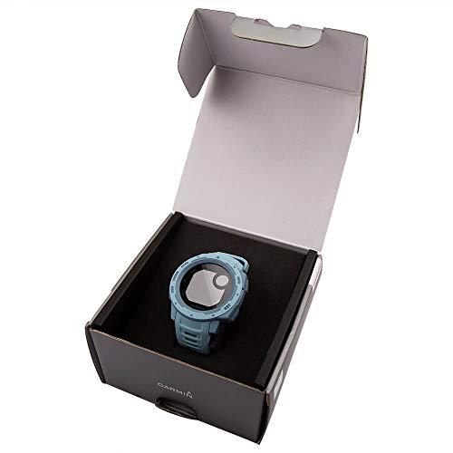 Garmin Fenix 6 Pro Solar Edition Whitestone Rubber Strap Watch 010-02410-19 8