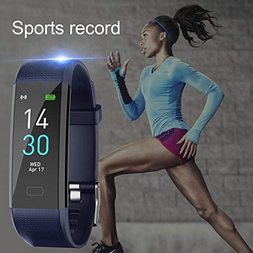 HSW M2 Smart Band Bracelet Watch Bluetooth Smartband Heart Rate Monitor Pedometer Fitness Tracker WristBand For IOS… 3
