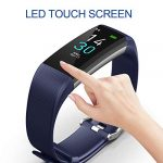 HSW M2 Smart Band Bracelet Watch Bluetooth Smartband Heart Rate Monitor Pedometer Fitness Tracker WristBand For IOS… 18