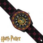 Harry Potter Unisex Kid's Analogue Analog Quartz Watch with Rubber Strap HP9050 17