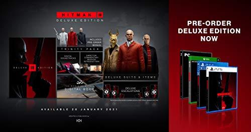 Hitman III Deluxe Edition (PS4) 5