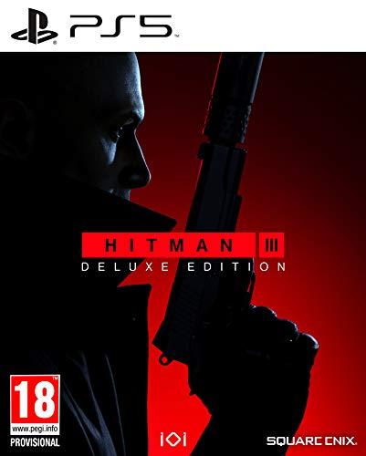 Hitman III Deluxe Edition (PS4) 1