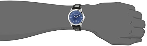 Hugo Boss Men's Analogue Quartz Watch with Leather Strap 1513400 4