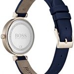 Hugo Boss Women's Analogue Classic Quartz Watch with Leather Strap 1502477 16