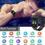 Jogfit Smart Watch Pedometer Fitness Tracker, Activity Tracker Health Sport Watch Waterproof IP68 Heart with Rate… 20