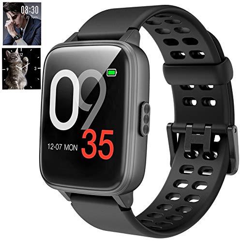 Jogfit Smart Watch Pedometer Fitness Tracker, Activity Tracker Health Sport Watch Waterproof IP68 Heart with Rate… 1