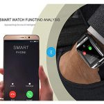 KXCD Bluetooth Smart Watches Q18 with Camera for Android Phone IOS iphone Huawei Samsung 18