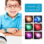 Kids Digital Sport Waterproof Watch for Girls Boys, Kid Sports Outdoor LED Electrical Watches with Luminous Alarm… 21