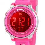 Kids Watch for Boys Girls 3D Cute Cartoon Toddler Watch Digital Silicone Band Alarm Stopwatch Digital Child Wristwatch… 24