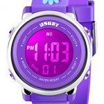 Kids Watch for Boys Girls 3D Cute Cartoon Toddler Watch Digital Silicone Band Alarm Stopwatch Digital Child Wristwatch… 17