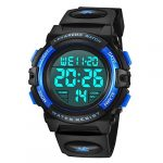 Kids Watches, Boys Digital Outdoors Sport Watch Multifunction Waterproof Digital Watch with LED Light Alarm and Calendar… 17