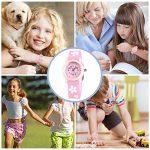 Kids Waterproof Watch, 3D Lovely Cartoon Watch for Girl and Boy-The Best Gift 23