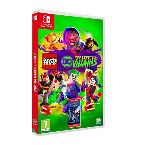LEGO DC Super-Villains - Amazon.co.uk DLC Exclusive (Nintendo Switch) & Minecraft (Nintendo Switch) 3