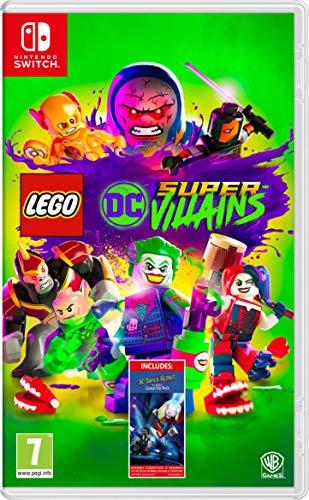 LEGO DC Super-Villains - Amazon.co.uk DLC Exclusive (Nintendo Switch) & Minecraft (Nintendo Switch) 1