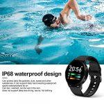 LIGE Smart Watch IP68 Waterproof Sports Fitness Tracker with Blood Pressure/Heart Rate/Sleep Monitor Pedometer Stopwatch… 19
