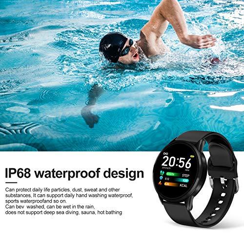 LIGE Smart Watch IP68 Waterproof Sports Fitness Tracker with Blood Pressure/Heart Rate/Sleep Monitor Pedometer Stopwatch… 4