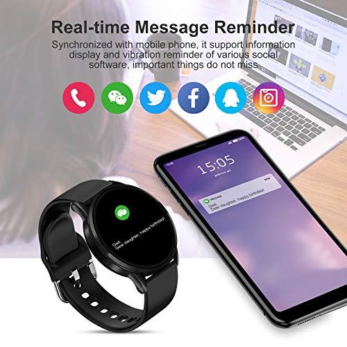 LIGE Smart Watch IP68 Waterproof Sports Fitness Tracker with Blood Pressure/Heart Rate/Sleep Monitor Pedometer Stopwatch… 7