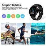 LIGE Smart Watch IP68 Waterproof Sports Fitness Tracker with Blood Pressure/Heart Rate/Sleep Monitor Pedometer Stopwatch… 23