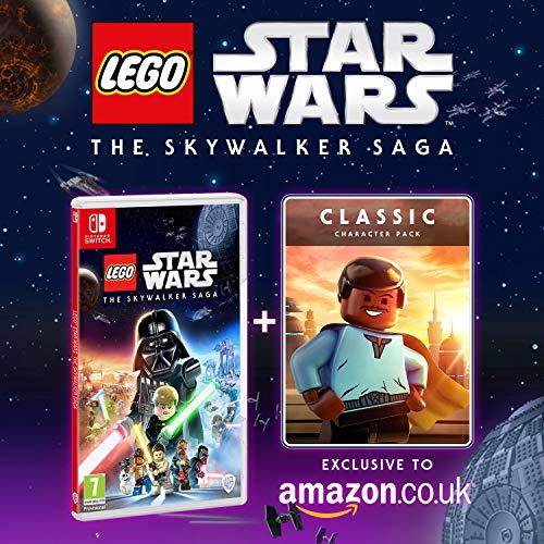 LEGO Star Wars: The Skywalker Saga Classic Character Edition (Amazon.co.uk Exclusive) (Nintendo Switch) 5