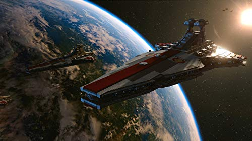 LEGO Star Wars: The Skywalker Saga Classic Character Edition (Amazon.co.uk Exclusive) (Nintendo Switch) 6