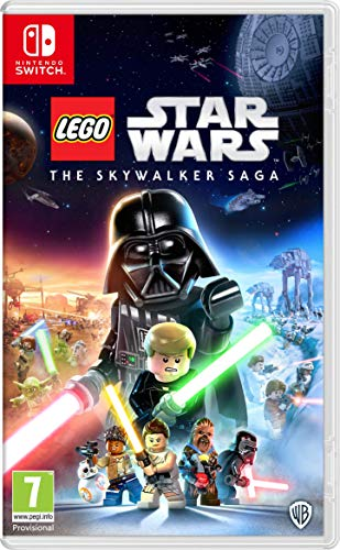LEGO Star Wars: The Skywalker Saga Classic Character Edition (Amazon.co.uk Exclusive) (Nintendo Switch) 1
