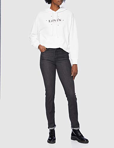 Levi's Women's 724 High Rise Straight Jeans 5