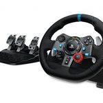 Logitech G29 Driving Force Racing Wheel & Pedals Plus Gear Shifter Bundle (PS4 / PS3 & PC) UK-Plug 18