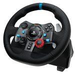 Logitech G29 Driving Force Racing Wheel & Pedals Plus Gear Shifter Bundle (PS4 / PS3 & PC) UK-Plug 19