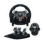 Logitech G29 Driving Force Racing Wheel & Pedals Plus Gear Shifter Bundle (PS4 / PS3 & PC) UK-Plug 17
