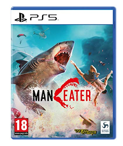 Maneater (Nintendo Switch) 1