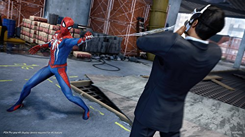 Marvel's Spider-Man (PS4) 9