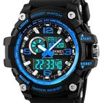 Mens Sports Watch, 5 ATM Waterproof Digital Military Watches with Countdown/Timer/Alarm for Men, Shock Resistant LED… 17