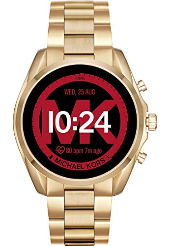 Michael Kors Connected Smartwatch with Wear OS by Google with Speaker, Heart Rate, GPS, NFC, and Smartphone… 3