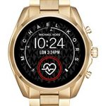 Michael Kors Connected Smartwatch with Wear OS by Google with Speaker, Heart Rate, GPS, NFC, and Smartphone… 24