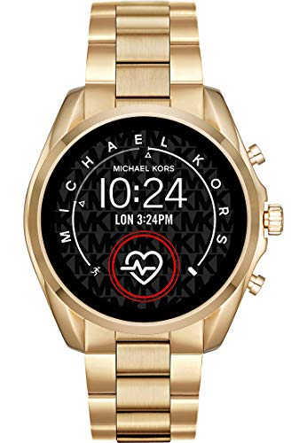 Michael Kors Connected Smartwatch with Wear OS by Google with Speaker, Heart Rate, GPS, NFC, and Smartphone… 5