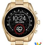 Michael Kors Connected Smartwatch with Wear OS by Google with Speaker, Heart Rate, GPS, NFC, and Smartphone… 26