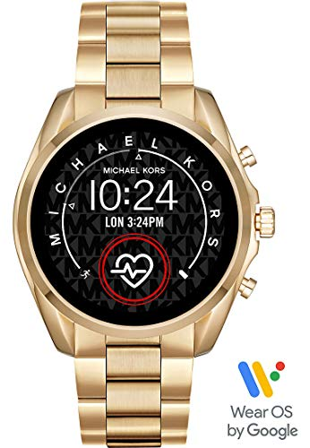 Michael Kors Connected Smartwatch with Wear OS by Google with Speaker, Heart Rate, GPS, NFC, and Smartphone… 7