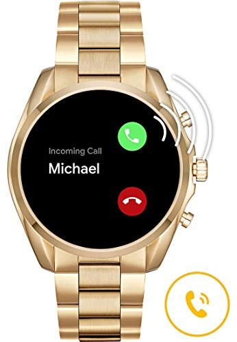 Michael Kors Connected Smartwatch with Wear OS by Google with Speaker, Heart Rate, GPS, NFC, and Smartphone… 8