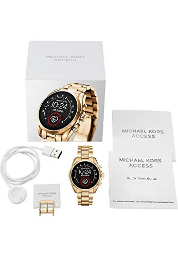 Michael Kors Connected Smartwatch with Wear OS by Google with Speaker, Heart Rate, GPS, NFC, and Smartphone… 10