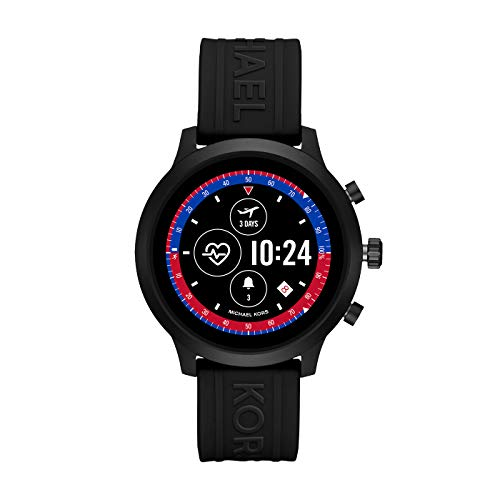 Michael Kors GEN 4 Women's Smartwatch with Wear OS by Google and GPS, Heart Rate and Smartphone Notifications 1