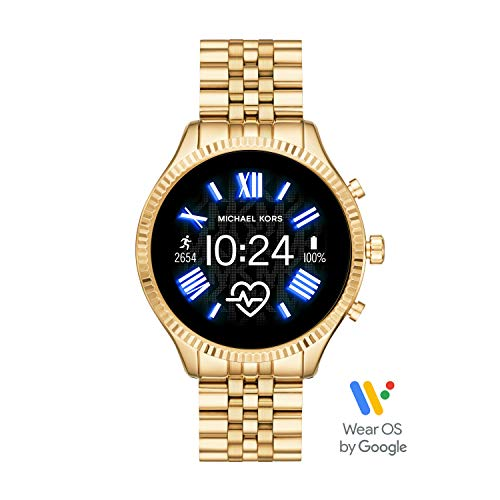 Michael Kors Gen 5 Lexington Connected Smartwatch with Wear OS by Google and Loudspeaker, GPS, Heart Rate and Smartphone… 6