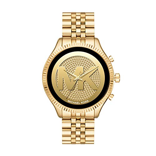 Michael Kors Gen 5 Lexington Connected Smartwatch with Wear OS by Google and Loudspeaker, GPS, Heart Rate and Smartphone… 7