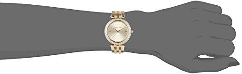 Michael Kors Women's Analog Quartz Watch with Stainless Steel Strap MK3365 3