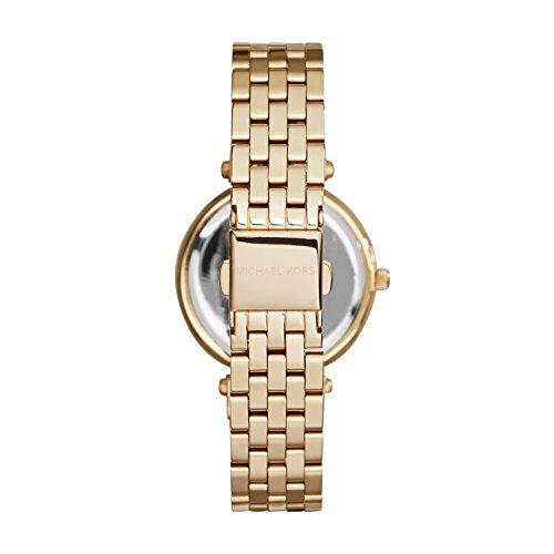 Michael Kors Women's Analog Quartz Watch with Stainless Steel Strap MK3365 6